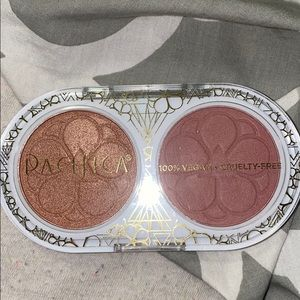 Pacifica blush and highlighter duo